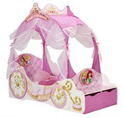 Kleinkindbett Disney Prinzessinnen Kutsche