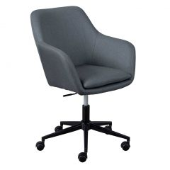 WORKRELAXED gris - CHAISE DE BUREAU WORKRELAXED GRIS - CHAISE DE BUREAU WORKRELAXED GRIS