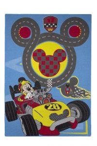 Teppich Micky's Rennstrecke