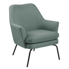 Chisa resting chair - black, dusty olive