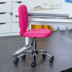 Schreibtischstuhl Mali - rosa