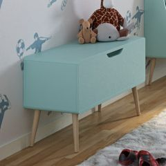Toy box GAIA - Toy Box - COOL MINT