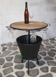 Provence icebucket table