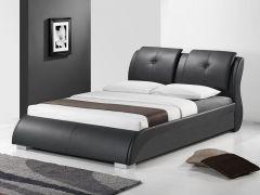 Bett Cupid 160x200 - schwarz