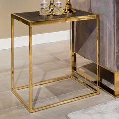 Ecktisch Blackbone gold 50x50