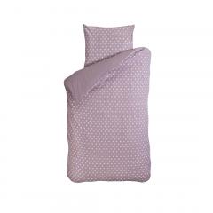 Bettbezug Big Stars rosa