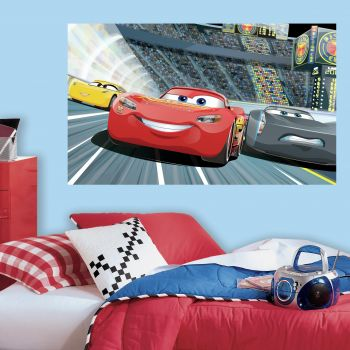 Wandaufkleber Disney Pixar Autos 3