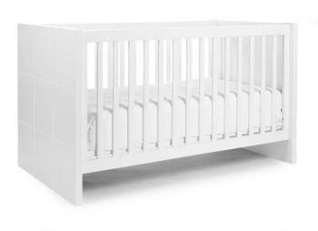 Kinderbett Quadro White