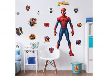 XL Wandaufkleber Marvel Spider-Man