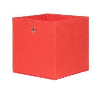 Aufbewahrungskorb Alpha - rot