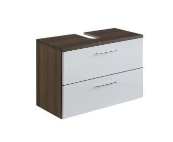 Schrank für Waschtisch Marinello 70cm - weiß