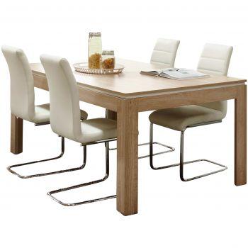 Ausziehbarer Tisch Maxim - 185>225>265cm