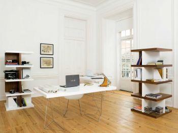 Multis Tisch 180cm - weiß/chrom