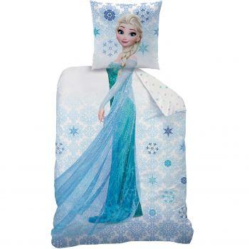 Bettwäsche Die Eiskönigin Frozen Ice 140x200