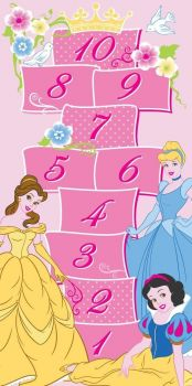Teppich Disney Princess - Hopscotch