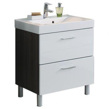 Waschtischunterschrank Marinello 70cm - weiß
