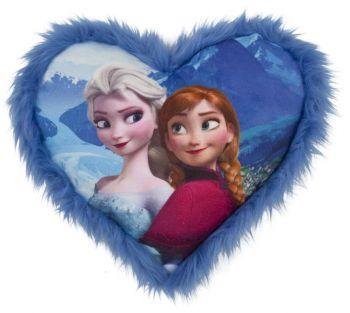 Herzkissen - Anna & Elsa