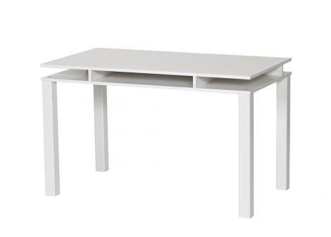 Schreibtisch Milan - weiß