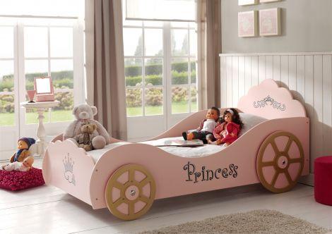Prinzessin Autobett Princess Pinky