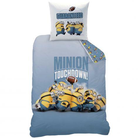 Bettwäsche Minions Touchdown