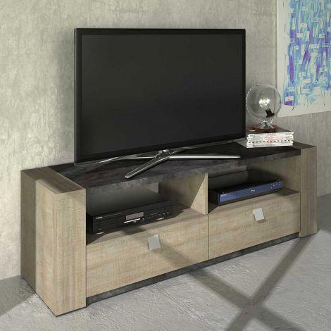 TV-Schrank Iris - Beton