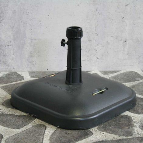 Sonnenschirmfuß Wim in Beton - 37 kg