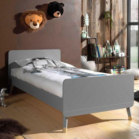 BILLY BED TIMELESS GREY 90x200 CM *