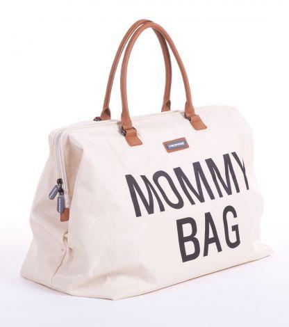 Wickeltasche Mommy Bag - off white