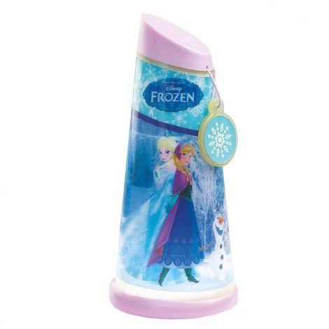 Nachtlicht und Taschenlampe Die Eiskönigin