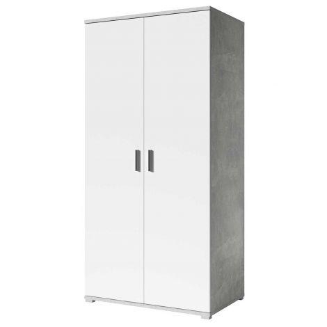 Soma Kleiderschrank 2 Türen
