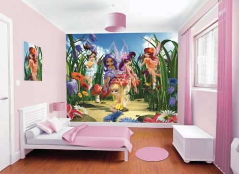 Wandbild Magical Fairies