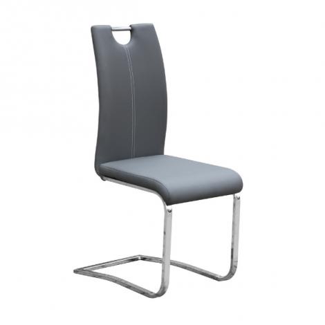 Satz von 4 Stühlen Sofia - grau