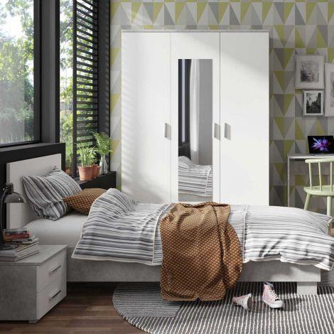 Einzelbett Soma 90x200