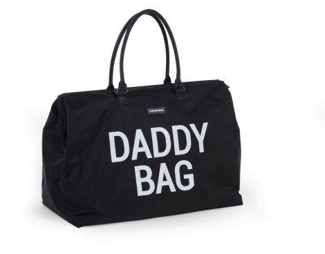 Wickeltasche Daddy Bag - schwarz