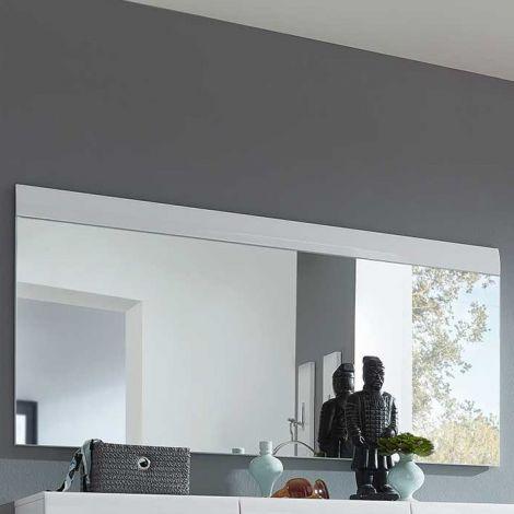 Spiegel Allan 134cm - weiß