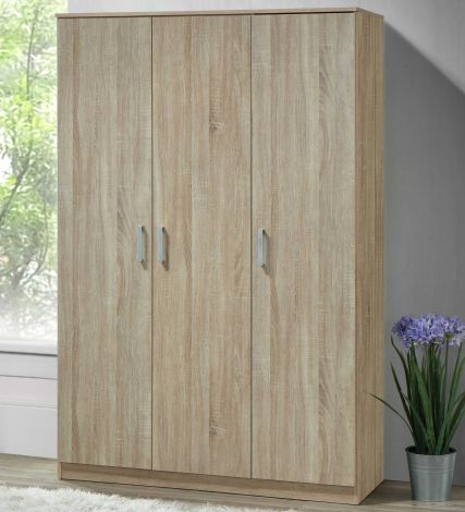 Lias Kleiderschrank 3 Türen, 42 cm tief