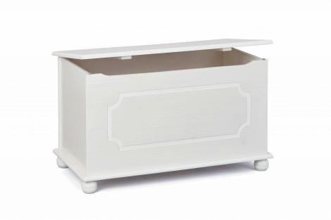 Emely Aufbewahrungsbox - weiß