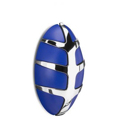 Garderobenhaken Bug - blau