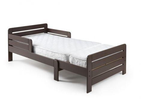 Mitwachsendes Kinderbett Jumper - taupe