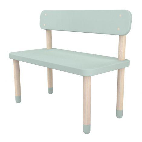 Sitzbank Flexa Play - mintgrün