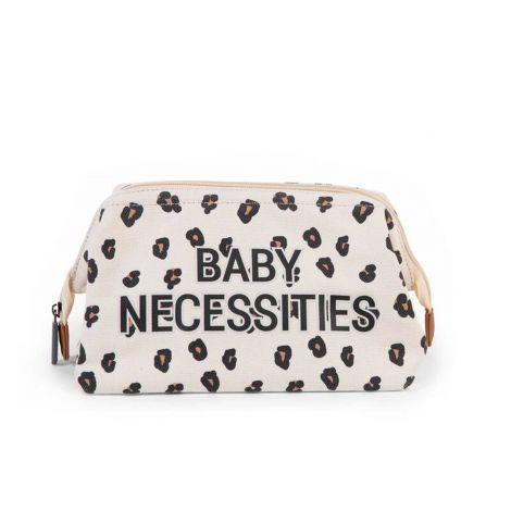 Kulturtasche Baby Necessities - Leopard