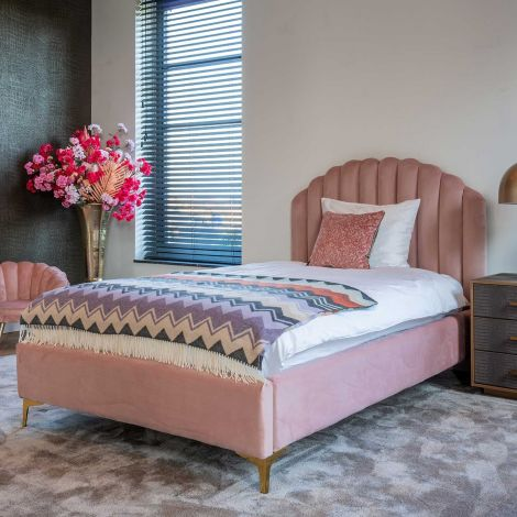 Zweifler Belmond 120x200 - rosa