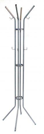 Garderobenständer Jessy - Aluminium