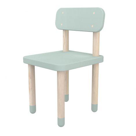 Kinderstuhl Flexa Play - mintgrün