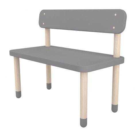 Sitzbank Flexa Play - grau