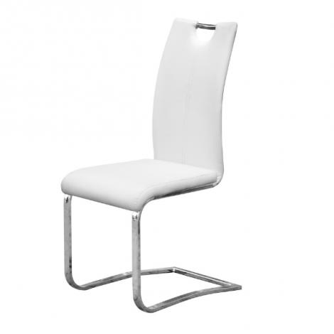 Satz von 2 Stühlen Sofia - weiß