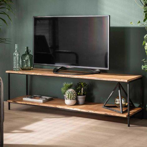 Fernsehschrank Ernest 150cm industrial - Akazie