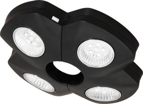 Sonnenschirmlampe mit LED-Leuchten