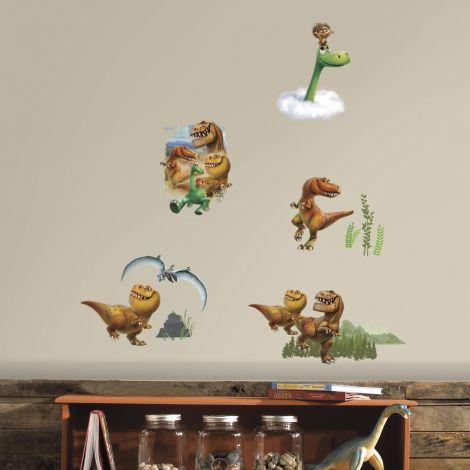 Wandsticker RoomMates - der gute Dino
