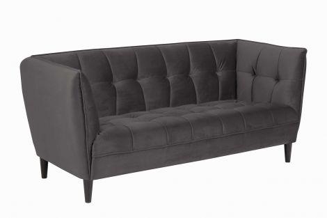 Jonna 2,5-seater sofa - black, dark grey